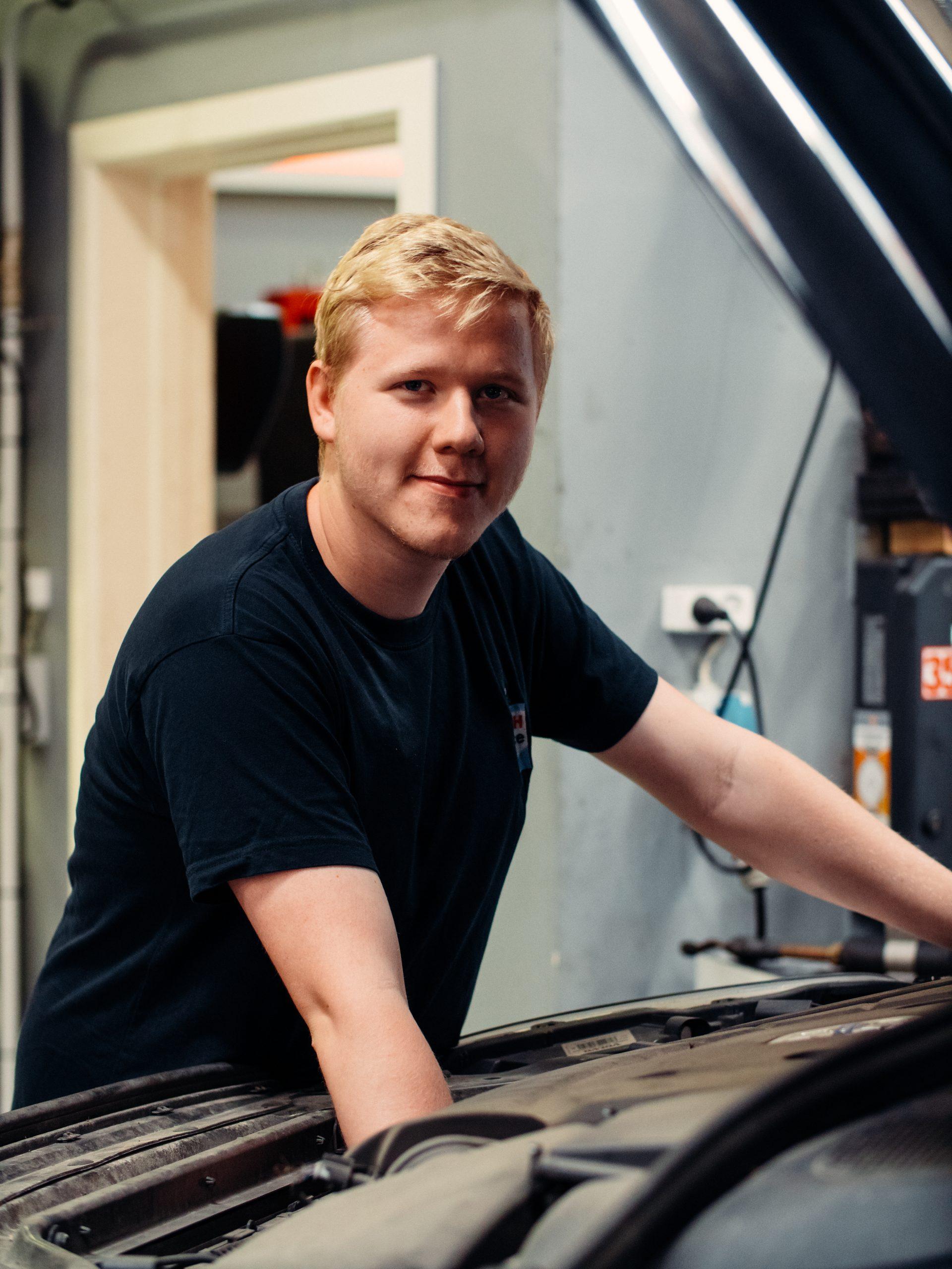 Matti Hedegaard Hansen